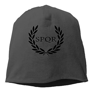Men & Women Cap SPQR Roman Eagle Empire Caesar Wreath Oak ...