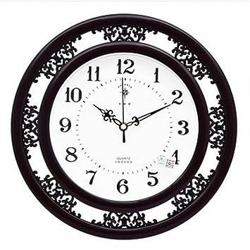 Kklock Wanduhr Uhr Wanduhren Lautlos Fr Wohnzimmer Bro