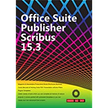 Office Suite Publisher Scribus Magazine & Newsletters Productions Books Brochures Business Cards Barcode Packing Grids PDF Presentation w/Extra Filters Plugins Templates [PC/Mac/Linux]