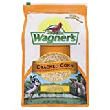 Wagner's 18542 Cracked Corn, 10-Pound Bag