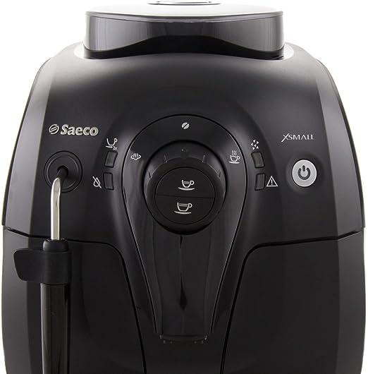 Saeco Xsmall HD8645/47 Independiente Totalmente automática Máquina ...
