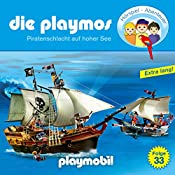 Piratenschlacht auf hoher See (Die Playmos 33) | David Bredel, Florian Fickel