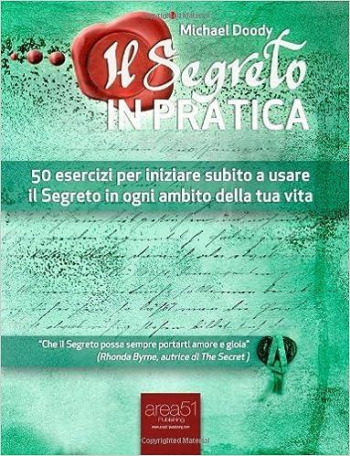 Michael Doody - Il Segreto in pratica (2013)