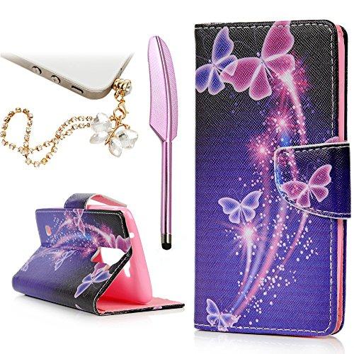 LG K7 Case Tribute Butterfly