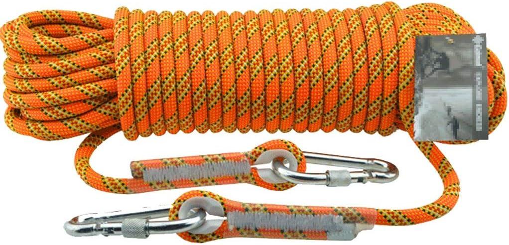LYM-Rope Cuerda de Escalada, 100, 150, 200 Metros, Cuerda de ...