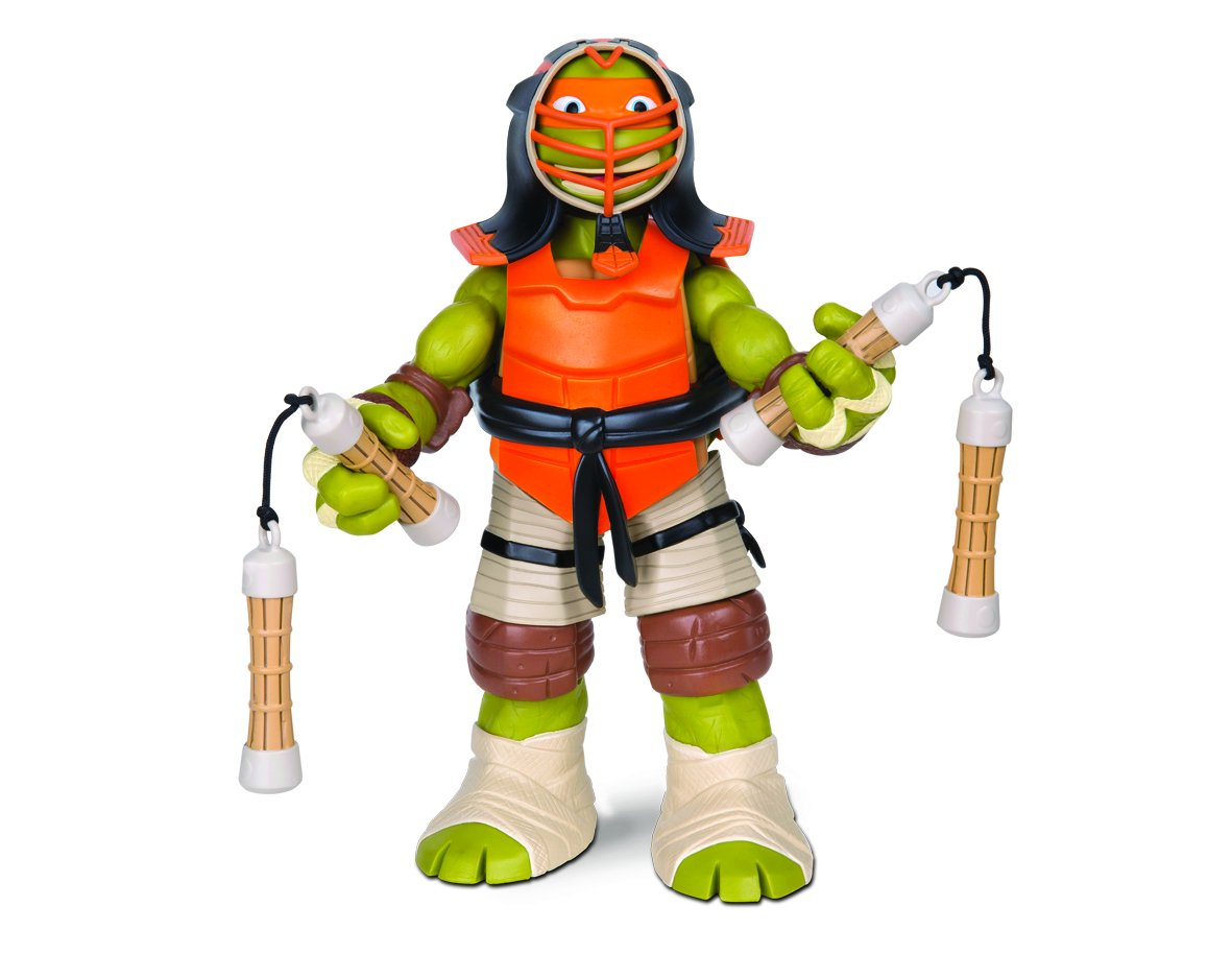 Turtles - Tortugas Ninja - Michelangelo - Dojo (Flair ...