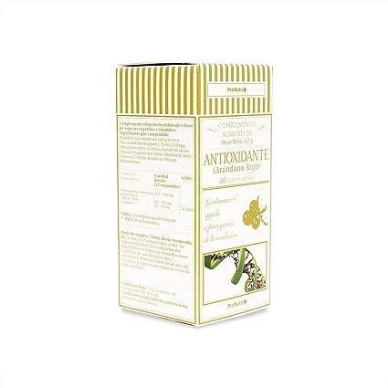 PRONUTRI Antioxidante (Arándano Rojo) 30 comprimidos