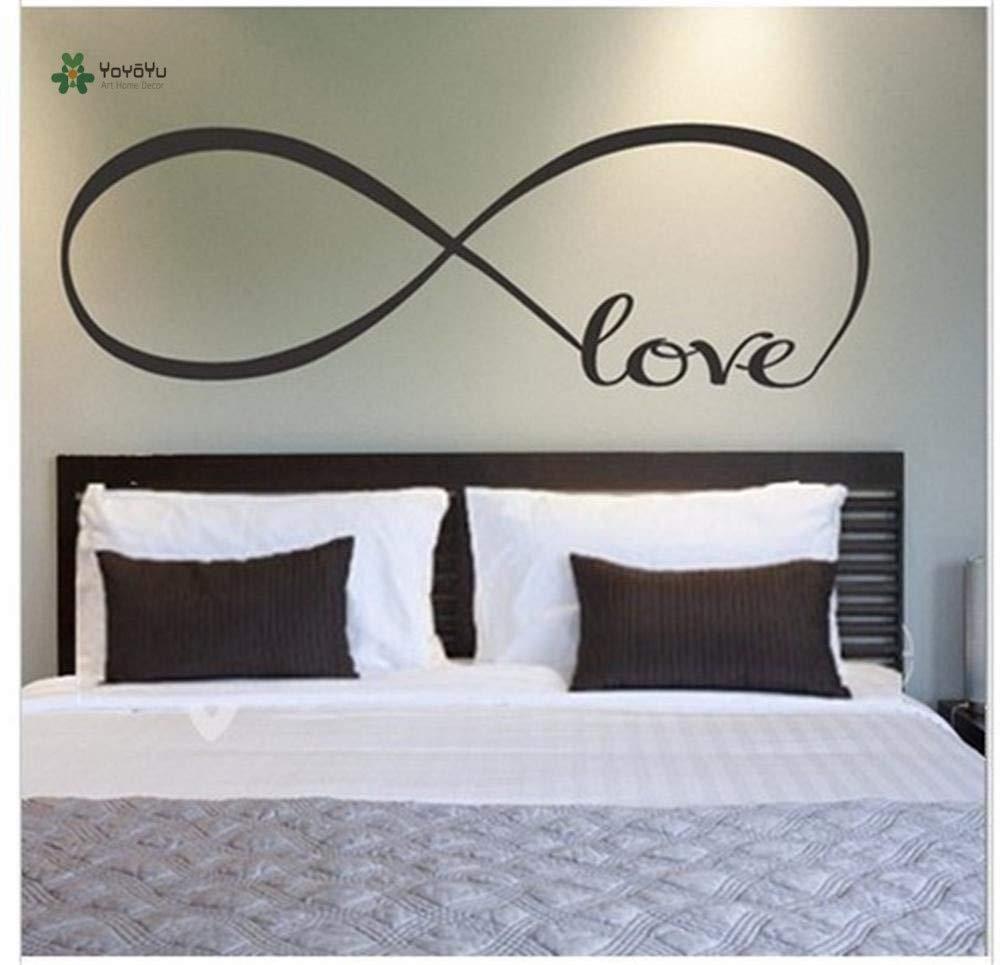 Tatuajes de pared decoración de la habitación vinilo amor ...