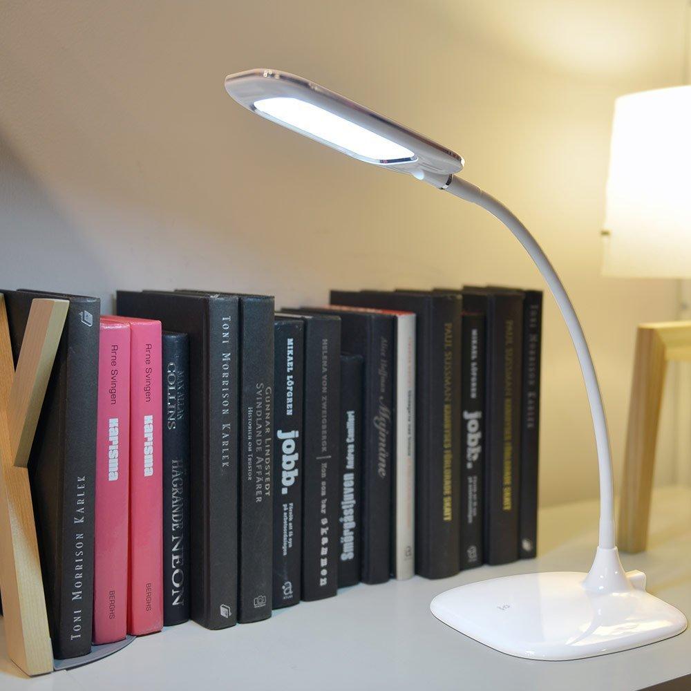 Bw longue dur/ée de vie LED /à intensit/é variable protection des yeux lampe de bureau BW-Q3 5.0 wattsW