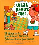 What about Me?, Parenting Press, 1884734863