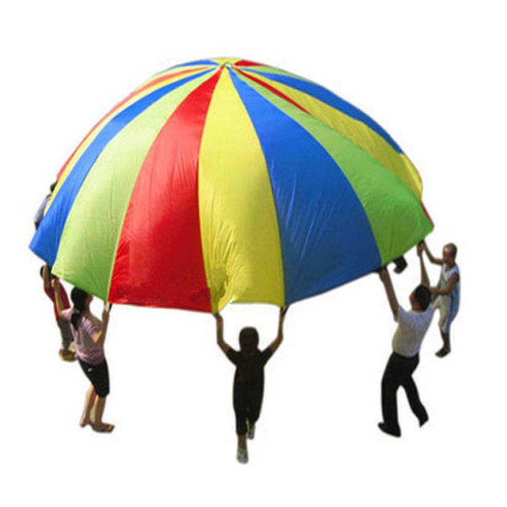 marca de lujo 20 pies   6M niños jugar al al al juego de Rainbow paracaídas al aire libre ejercicio de desarrollo  ahorre 60% de descuento
