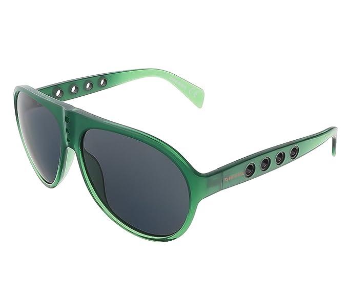 Gafas de sol Diesel verdes - dl0098 _ 61 - NOSIZE: Amazon.es ...