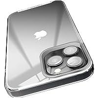 "elago Hybrid Clear Case Compatibel met iPhone 13 Pro Max Hoesje (6.7"") - PC + TPU Hybride Technologie, Anti-Vergelende…"