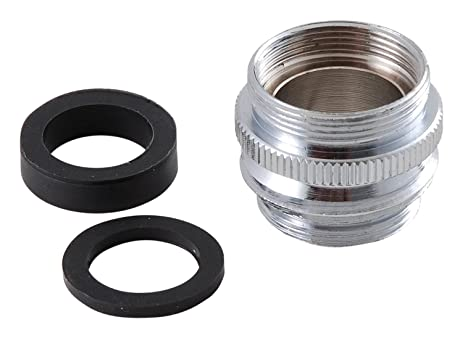 LDR 500 2050 Aerator Adapter, Faucet To Hose To Aerator