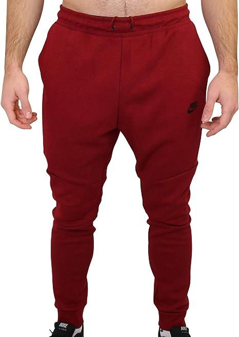 pantalon nike rouge homme s