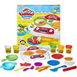 Hasbro 孩之宝 Play-Doh 培乐多彩泥 创意厨房系列 嗞嗞炉灶套装 B9014