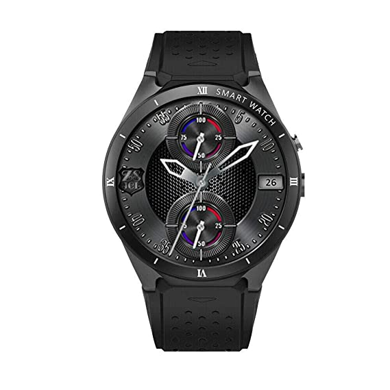 Bluetooth Smartwatch, KW88 Pro 3G GPS WiFi Reloj Inteligente ...