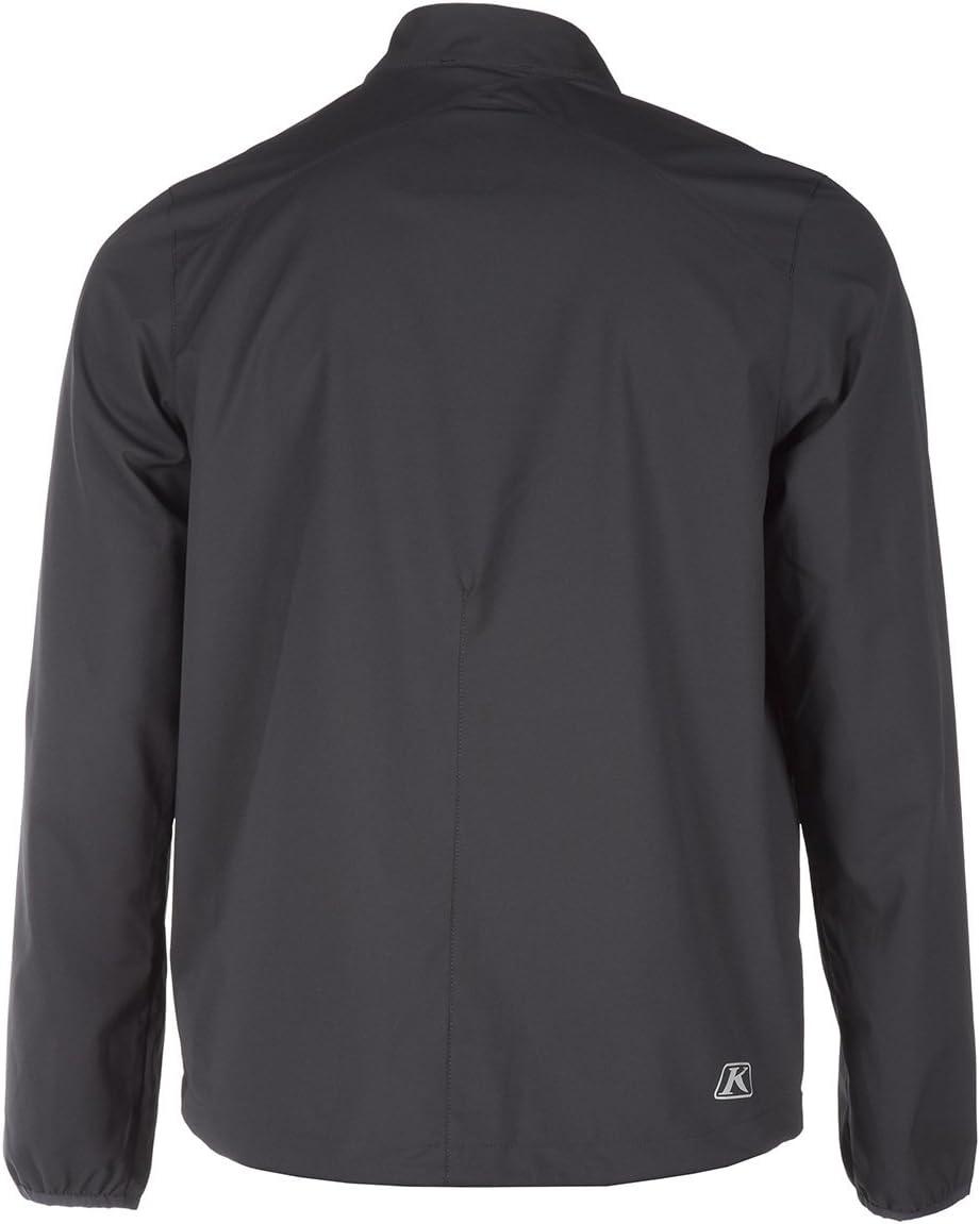 KLIM Zephyr Wind Shirt LG Asphalt