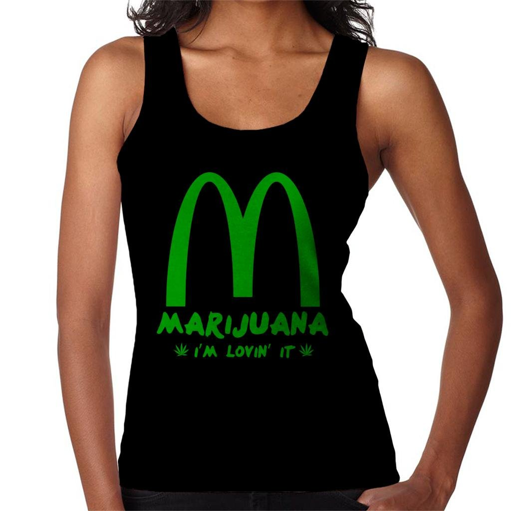 Coto7 Marajuana Im Lovin It Womens Vest