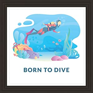 Gifts for Scuba Divers | 7x7