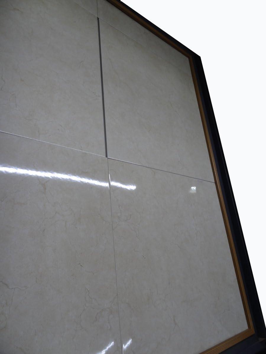 ARCKSTONE Pavimento Piastrella Gres Lucido Tau Ceramica Shine Sarai Marfil 60x60