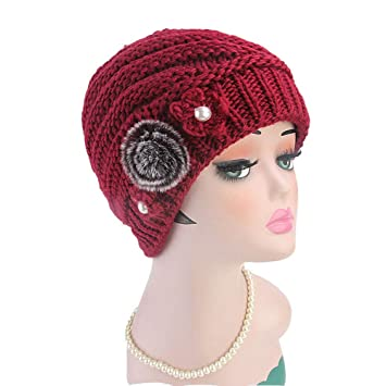 171dc1bd10d Image Unavailable. Image not available for. Color  Women s Knit Hat ...