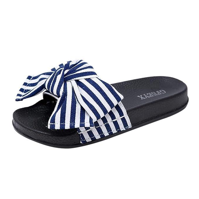78d84eee9ff63c Xinantime Sandali Ciabatte Elegante da Donna Fondo Spesso Sandali Scarpe da  Spiaggia Donne Arco Sandali Estivi Pantofola Dentro Fuori Scarpe Donna con  ...