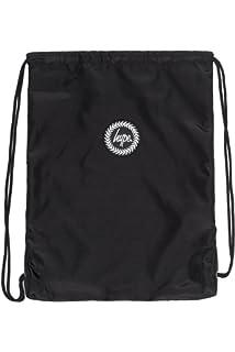 1b0c7b1051 Hype Drawstring Gym Bag Black  Amazon.co.uk  Shoes   Bags