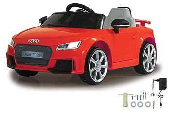 460277 Kinderfahrzeuge Jamara Ride-on Audi TT RS rot 12V Nr