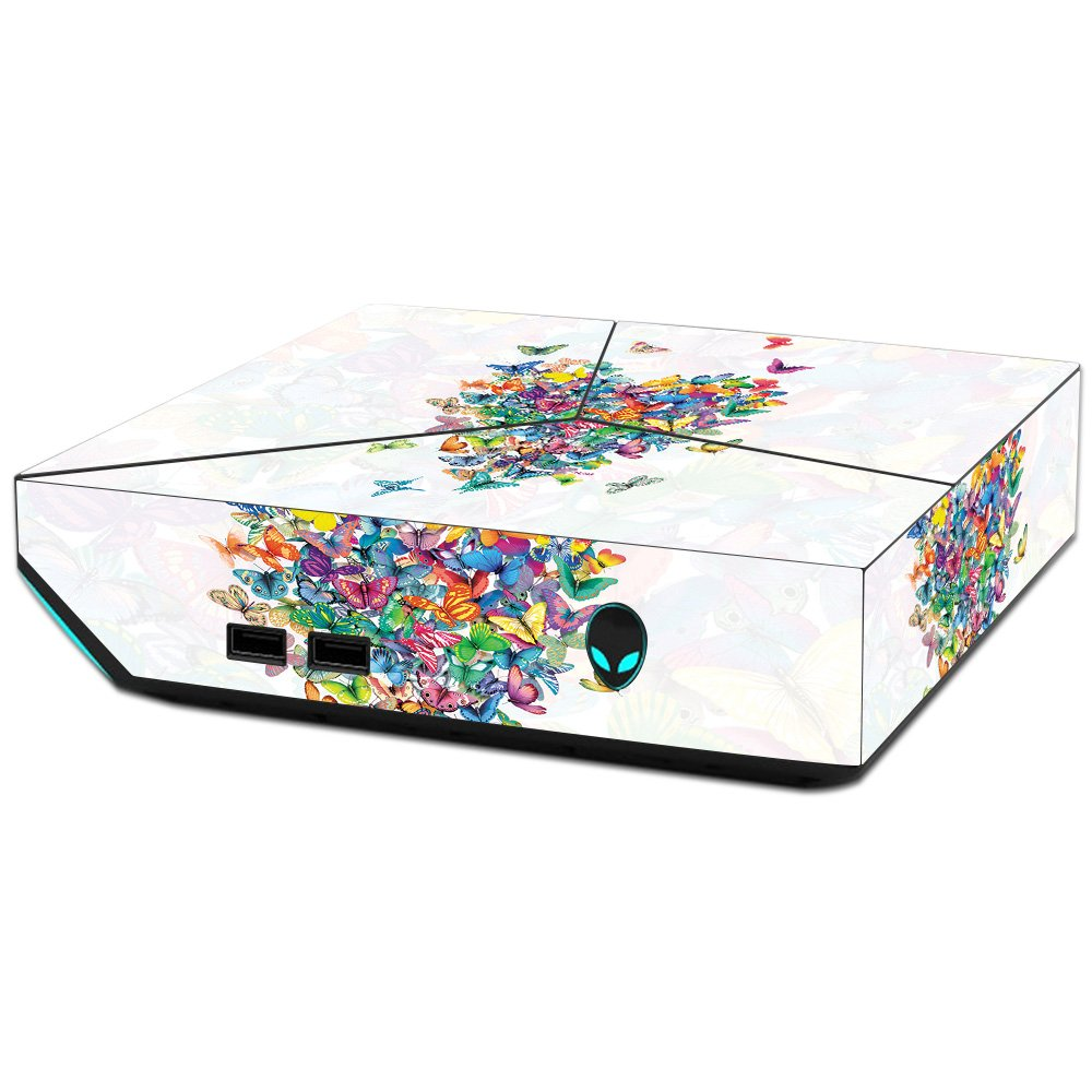 MightySkins Skin For Alienware Steam Machine - Wildheart   Protective, Durable, and Unique Vinyl Decal wrap cover   Easy To Apply, Remove, and Change Styles   Made in the USA