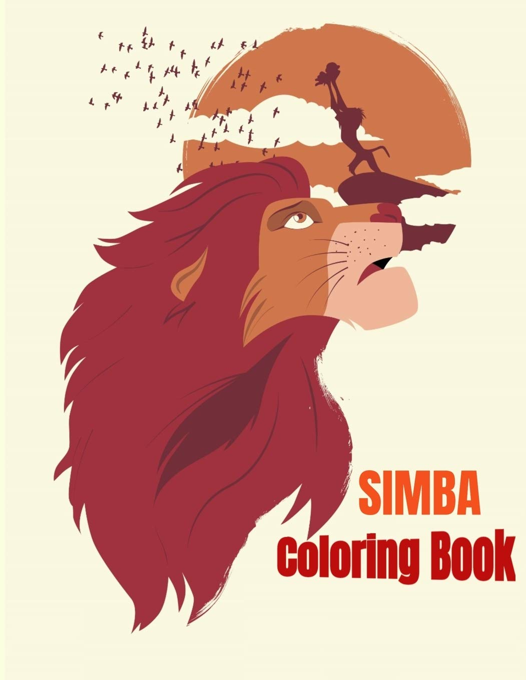 - Amazon.com: Simba Coloring Book: Coloring Book For Kids And Adults