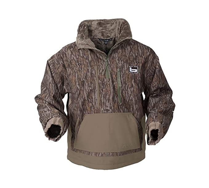 363077b61aa13 Amazon.com : Banded Chesapeake Camo Pullover : Clothing