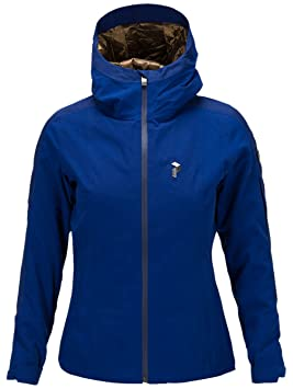 Peak Performance – Chaqueta de snowboard Supreme Chatel Chaqueta, color azul eléctrico, tamaño 36