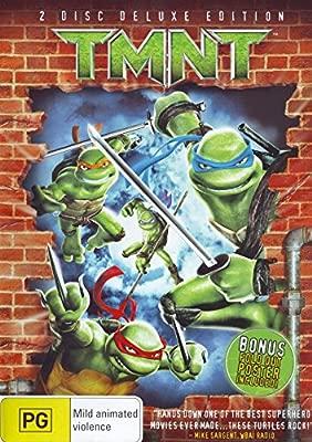 Tmnt [Teenage Mutant Ninja Tur [Alemania] [DVD]: Amazon.es ...
