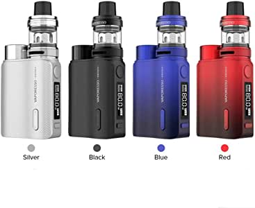 Vaporesso Swag II 2 Starter Kit 80W Powered by Single 18650 Battery 3.5ml (Silver)
