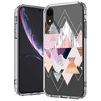iphone xr marble hard case