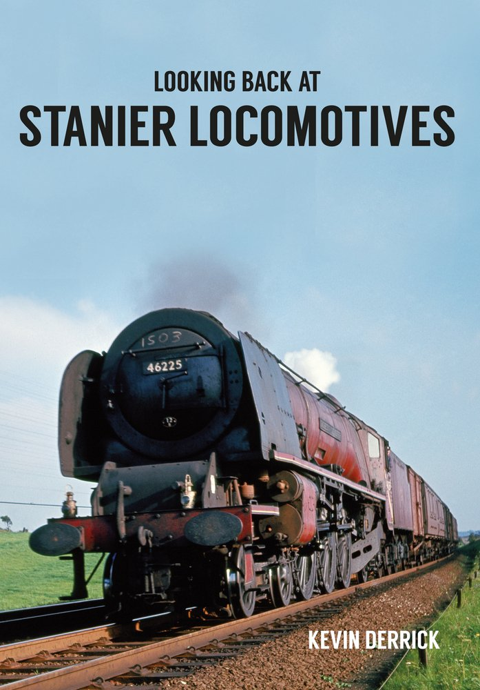 Download Looking Back At Stanier Locomotives PDF