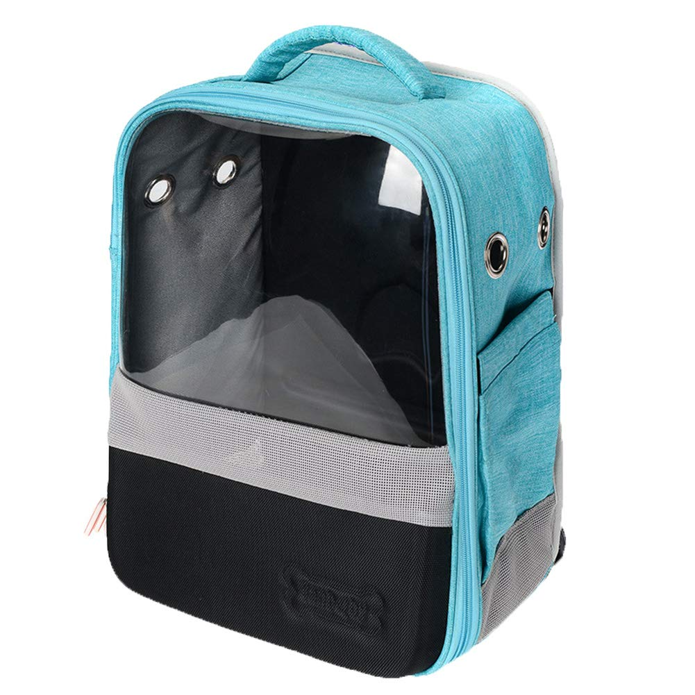 Dog Carrier, Dog Backpack Pet Backpack Comfortable Soft and Breathable Mesh Outdoor Travel Suitable for Small Dogs and Cats