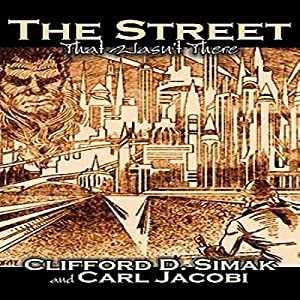 The Street That Wasn't There Audiobook