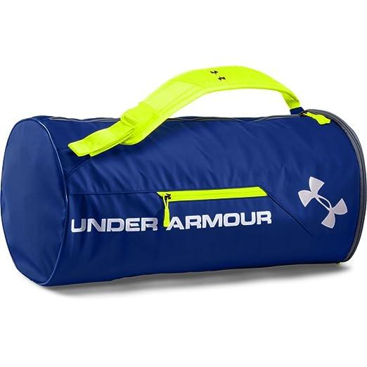 bb6cfaf3bc Amazon.com: Under Armour Unisex Isolate Duffel Bag, Royal /Silver ...
