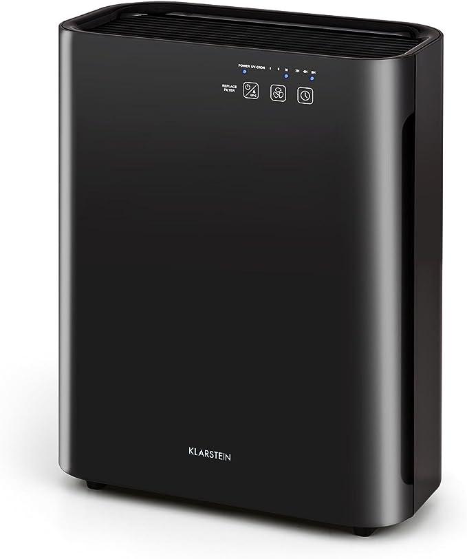KLARSTEIN Vita Pure 2G purificador de Aire Filtro de Paso 5 55 W ...