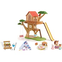 Calico Critters Treehouse Gift Set