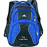 High Sierra Swerve 17'' Computer Backpack - 12 Quantity - $57.50 Each - PROMOTIONAL PRODUCT / BULK / BRANDED with YOUR LOGO / CUSTOMIZED