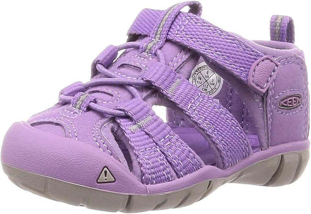 KEEN Baby-Girls Seacamp II CNX Sandals