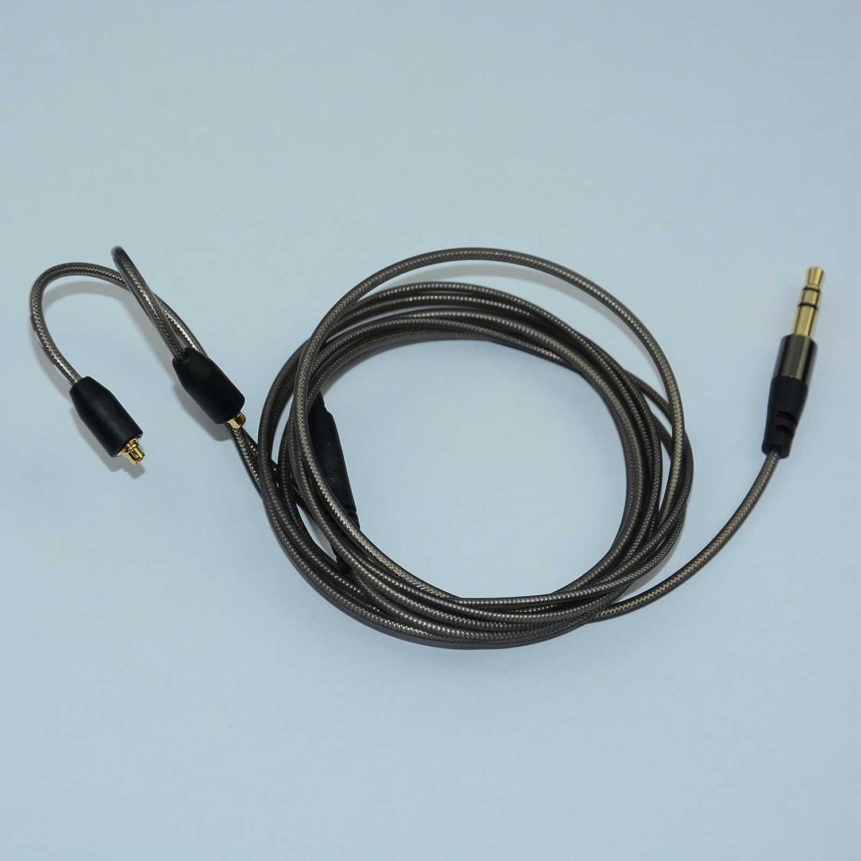 Audio Cable Cord Replace For Shure SE215 SE315 SE535 SE846 UE900 MMCX Earphone