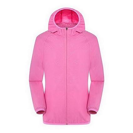 Amazon.com: YouzhiWan007 Sun Protective Raindrop Lines Women Jacket Coat New Spring Summer Ultra Light Windbreaker Girls Womens Thin Basic Jackets,AM033 ...