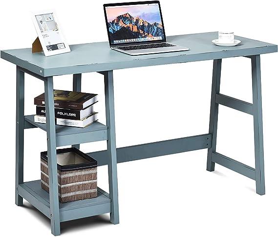Tangkula Writing Computer Desk