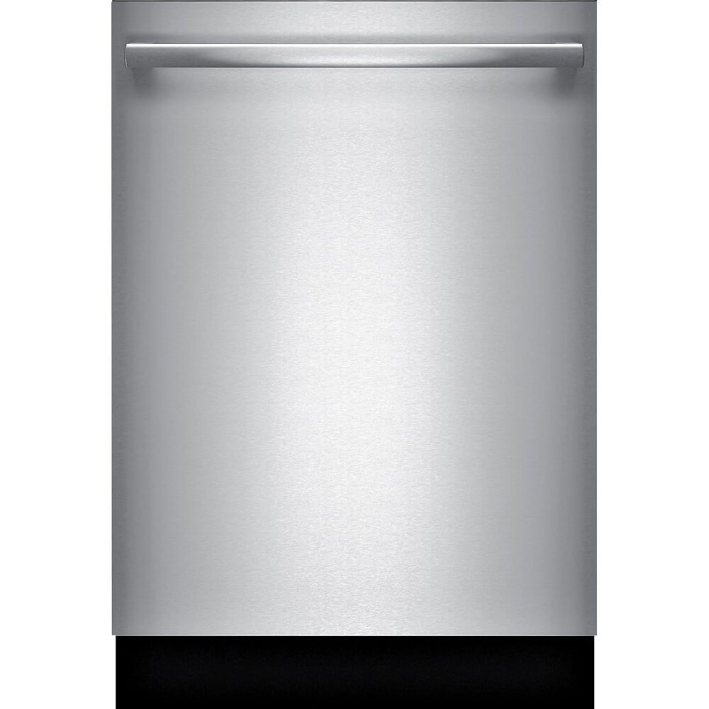 """Bosch SHXM63W55N 300 Series 24"""" Built In Fully Integrated Dishwasher with 5 Wash Cycles, in Stainless Steel"""