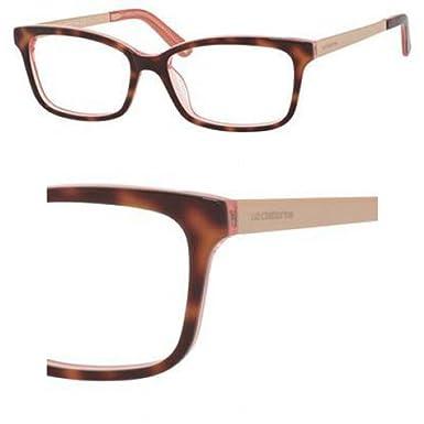 c0cedee520 Eyeglasses Liz Claiborne L 441 00T4 Havana Pink  Amazon.co.uk  Clothing