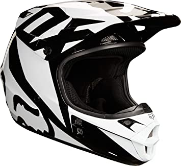 Fox Helmet V-1 Race, ECE Black